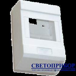 Коробка под 3-6 автоматов без крышки