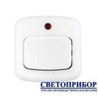 А1 1-893 Выключатель для бытовых электрических звонков со световой индикацией