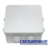 КМ-234 (IP55) Коробка монтажная
