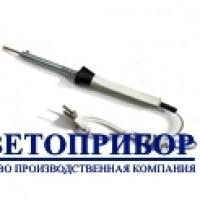 Электропаяльник бытовой Запорожье 220В 25Вт пластик