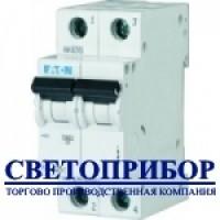 PL4 6A 2p C Двухполюсный автоматический выключатель