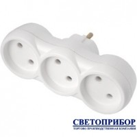 BYLECTRICA РВ16-376 Разветвитель трехместный