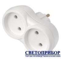 BYLECTRICA РВ16-374 Разветвитель двухместный