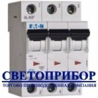 PL4 6A 3p C Трехполюсный автоматический выключатель