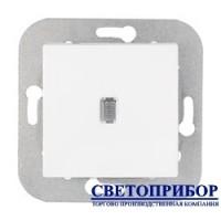 C1 10-556 Выключатель одноклавишный со световой индикацией