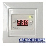 Pulse ST/ST-m 3кВт Терморегулятор для теплого пола