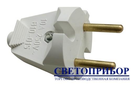 """Вилка В10-015 """"Светоприбор"""""""