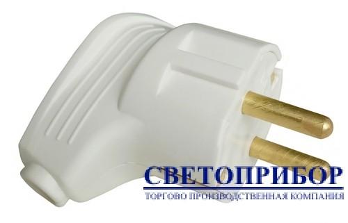 """Вилка В16-015 евро """"Светоприбор"""""""