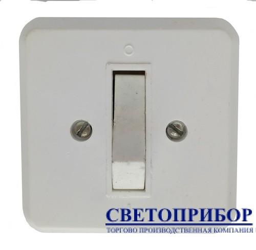 Выключатель с узкой клавишей А16-147