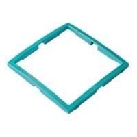 Рамка декоративная - цвет: бирюзовый (26)