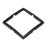 Рамка декоративная - цвет: черный (16)