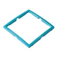 Рамка декоративная - цвет: голубой (27)