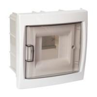 КНС-4Д Бокс четырехместный для скрытой установки с дверцей