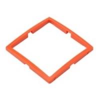 Рамка декоративная - цвет: оранжевый (04)