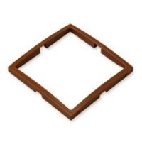 Рамка декоративная - цвет: шоколадный (18)