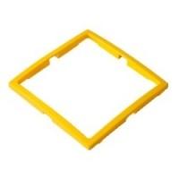 Рамка декоративная - цвет: желтый (19)