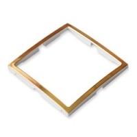Рамка декоративная - цвет: золото (20)